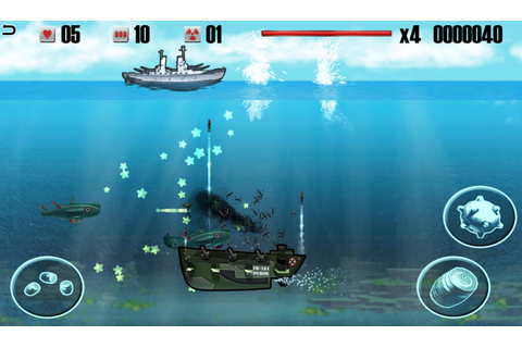 Battleship Submarine Game Online « Top 10 warships games ...