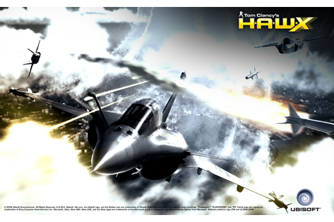 Tom Clancy's HAWX Wallpapers | Pc Games Wallpapers