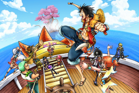 Test One Piece Unlimited Cruise 1 : Le Trésor sous les Flots