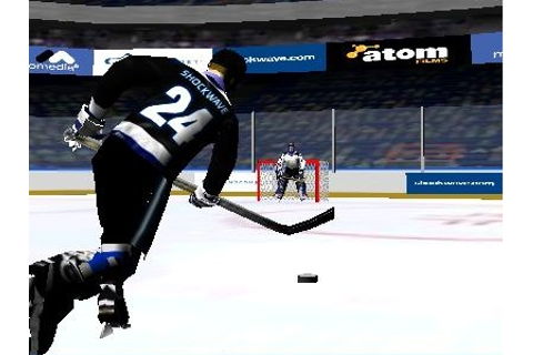 Super Slapshot 3D - Play Free Online Hockey Games