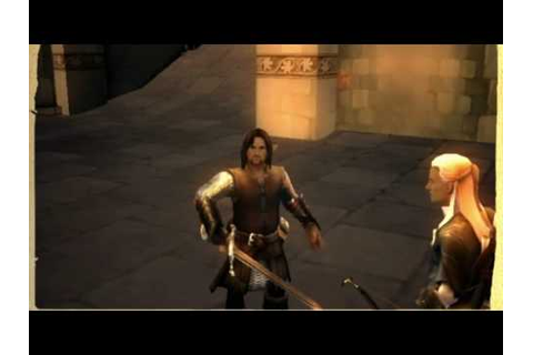 The Lord of the Rings Aragorn's Quest - DS | PS2 | PS3 ...