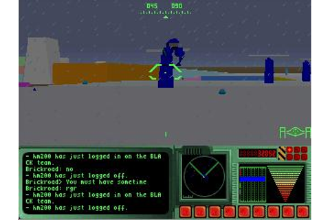 CyberStrike Download (1994 Simulation Game)