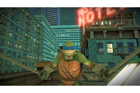 Teenage Mutant Ninja Turtles: Out of the Shadows PC Game ...