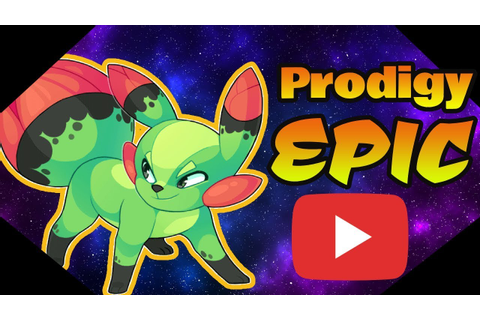 Prodigy Math Game - PLAYING WITH THE EPIC FLORAFOX - YouTube