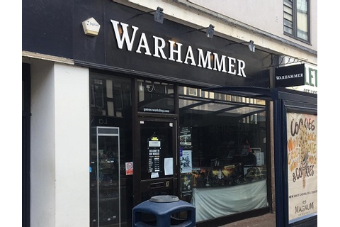 Warhammer - Maidstone | Games Workshop Webstore