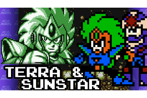 Mega Man V (Game Boy) - Terra & Sunstar theme in 8-bit ...