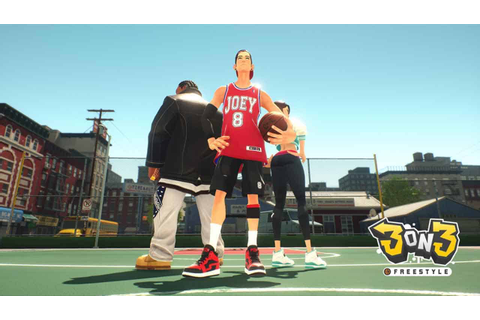 3on3 Freestyle Basketball Free On PlayStation 4 | MMO ATK