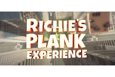 Richie's Plank Experience Free Download « IGGGAMES