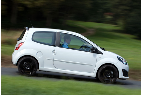 2010 Renault Twingo RS 133 Cup Review - Top Speed
