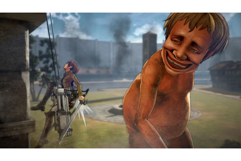 'Attack On Titan' Game Gets New Trailer And Treasure Box ...