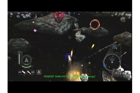 Wing Commander Arena Xbox Live Gameplay - Bring It - YouTube