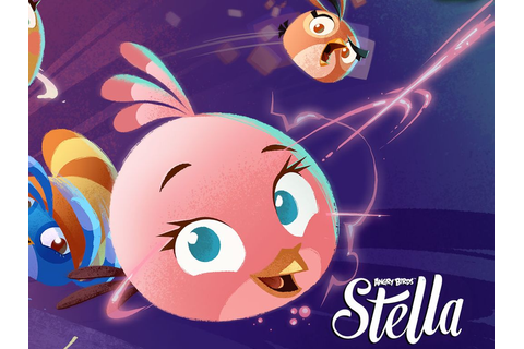 Angry Birds Stella now available for pig smashing action ...