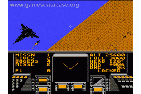 Stealth ATF - Nintendo NES - Games Database