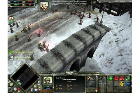 Warhammer 40,000: Dawn of War - Winter Assault - Download