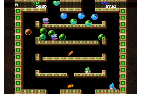 Bubble Bobble Plus and Rainbow Islands: Towering Adventure ...