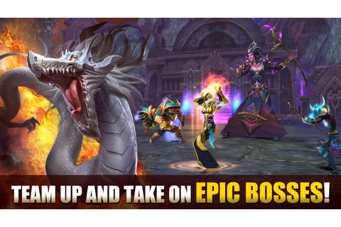 Order & Chaos Online 3D MMORPG - Android Apps on Google Play