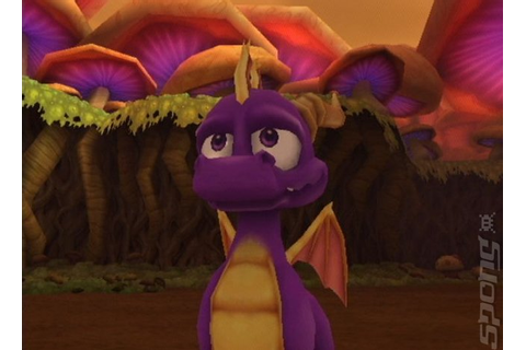 Screens: The Legend of Spyro: A New Beginning - GameCube ...