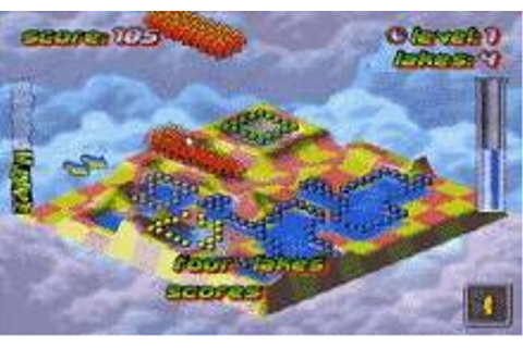 Wetrix Download (1998 Puzzle Game)