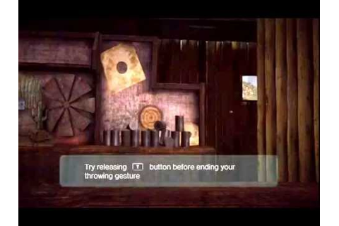 Datura 'gameplay' video game trailer - PS3 Exclusive - YouTube