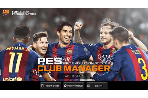 PES CLUB MANAGER - Android Apps on Google Play