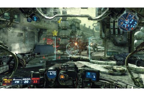 Hawken - Free online mech action (Game Review) - Xbox America