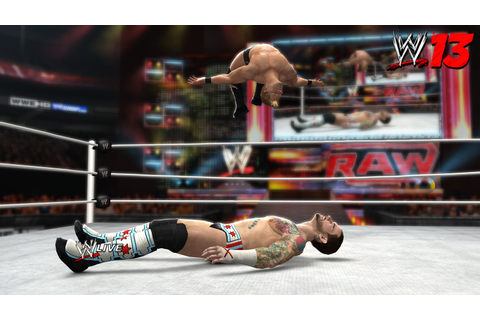 WWE 13 more new screenshots revealed