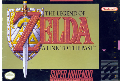 The Legend of Zelda: A Link to the Past for New Nintendo ...