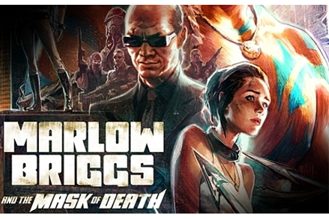 Marlow Briggs and the Mask of Death | wingamestore.com