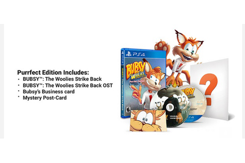 Bubsy: The Woolies Strike Back set to release this October