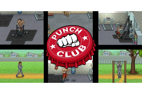 Punch Club (PC) - Otaku Gamers UK