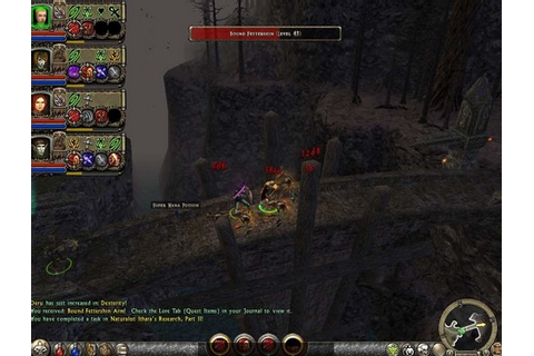 Dungeon Siege II: Broken World Free Download Full PC Game ...