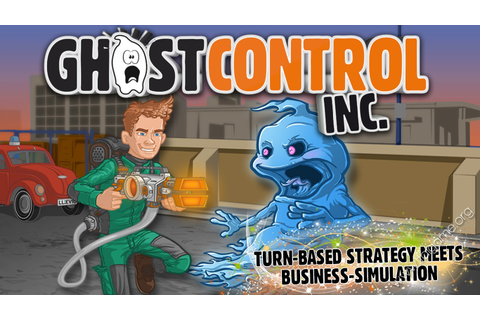 GhostControl Inc. - Download Free Full Games | Strategy games