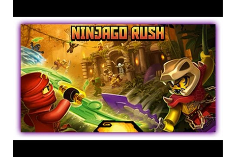 Ninjago - Ninjago Rush - Ninjago Games - YouTube