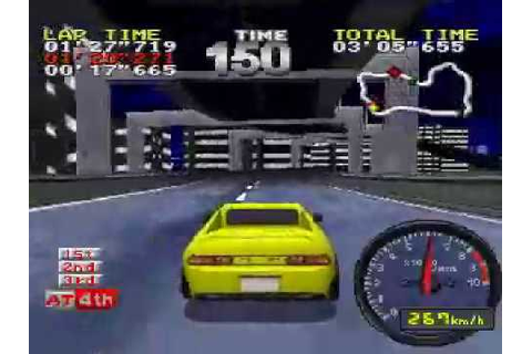 Tokyo Highway Battle | PS1 | Gameplay - YouTube