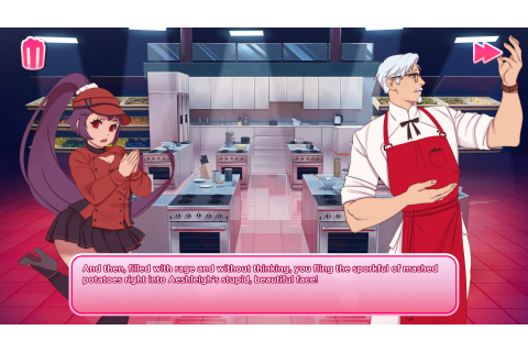 Otome Game Review: I Love You Colonel Sanders -A finger ...