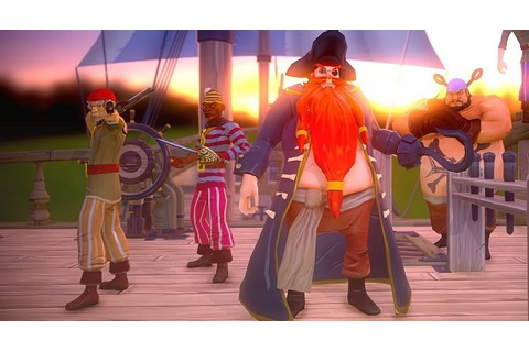 The Rise of Captain Longbeard Will Let You Become a Pirate ...