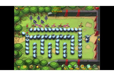 Download Fieldrunners Full PC Game