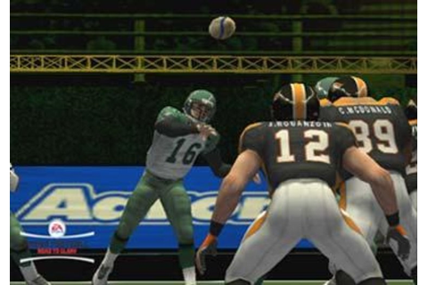 Arena Football Road to Glory Sony Playstation 2 Game