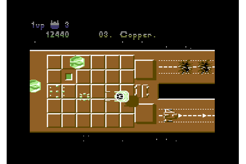 My all time favourite video games: Uridium - Commodore 64 ...