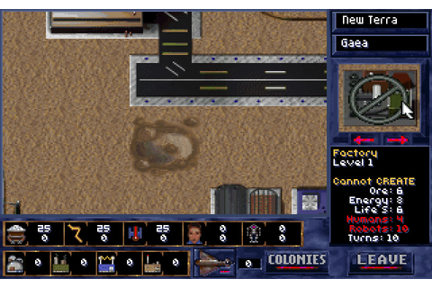 Download Alien Legacy strategy for DOS (1994 ...