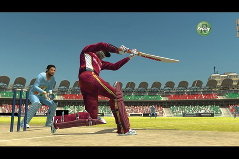 Brian Lara International Cricket 2007 Free Download ...