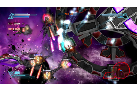 XBLA Shooter Shred Nebula Out in September | WIRED