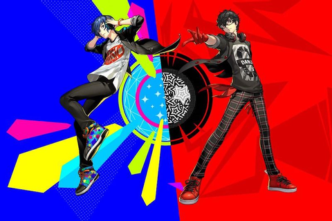 Persona 5: Dancing in Starlight and Persona 3: Dancing in ...