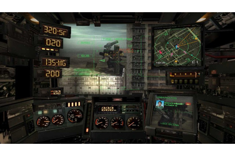 UPDATED: Capcom Reveals Steel Battalion: Heavy Armor For ...