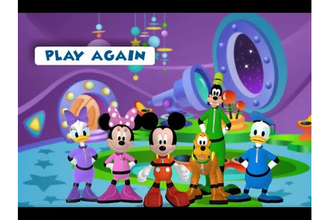 Mickey Mouse Clubhouse - Mickey's Out of this World ...