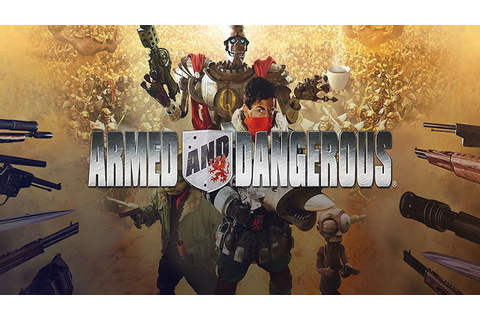 Armed and Dangerous Free PC Game Archives - Free GoG PC Games