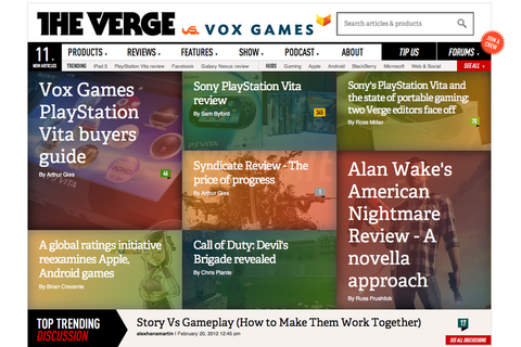 Welcome to the Vox Games alpha - Polygon