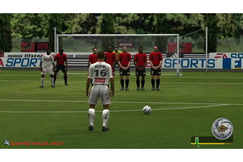 FIFA 2005 Free Download - Game Maza