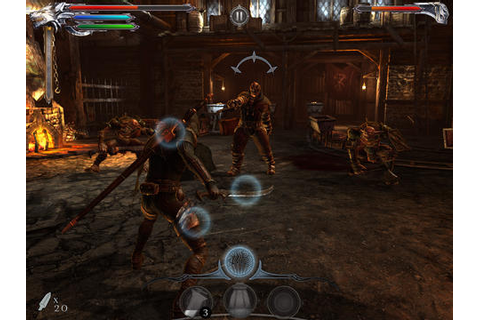 Joe Dever's Lone Wolf iPhone game - free. Download ipa for ...