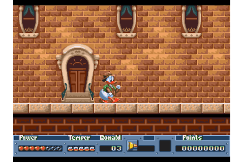 QuackShot Starring Donald Duck Download Game | GameFabrique